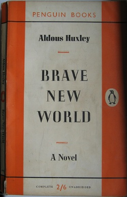 an analysis of the possible future in the society in aldous huxleys brave new world